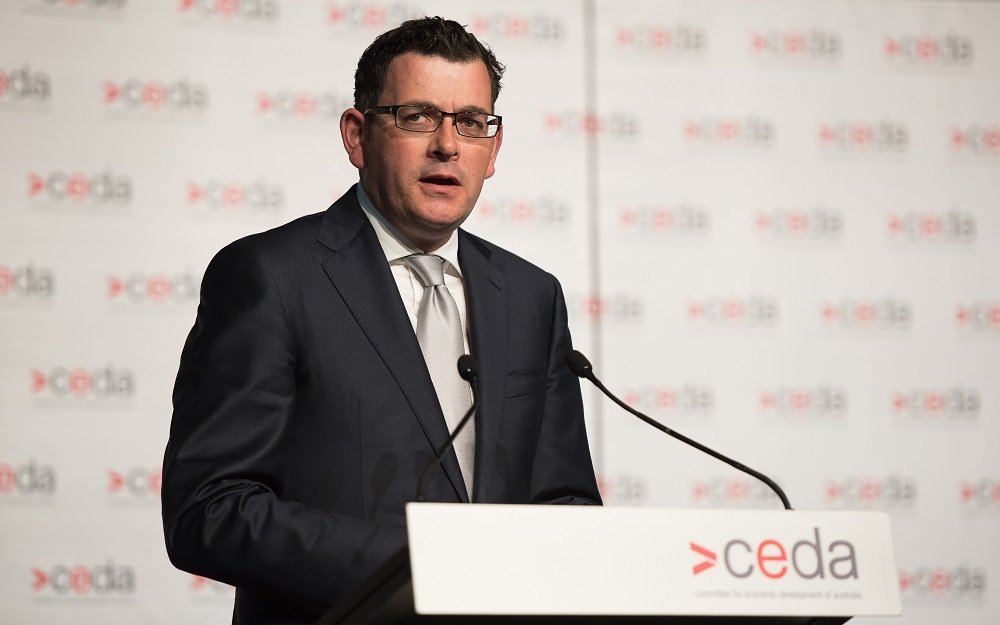 Daniel Andrews, Premier of Victoria - One Year On, Victoria / China Relations 9